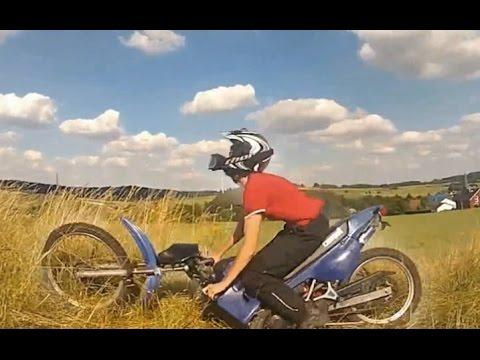 Epic Dirtbike Fail Compilation 2015